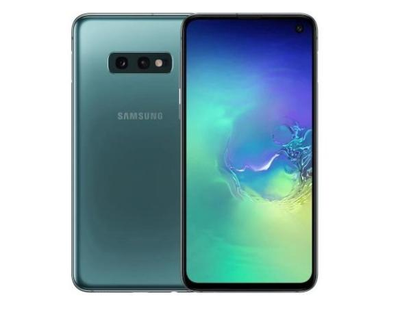 Смартфон 2*sim Samsung Galaxy S10e SM-G970FZGDSER