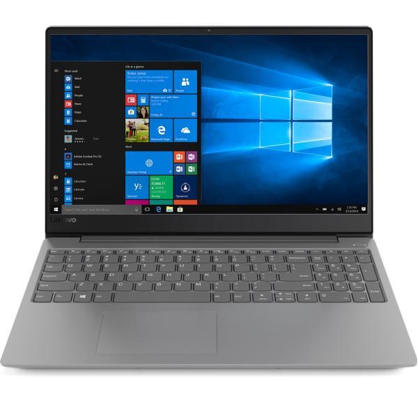 "Ноутбук 15"" Lenovo Ideapad 330S-15IKB (81F5017MRU), Core i5-8250U 1.6 8GB 512GB SSD 1920*1080 2USB3.0 USB-C LAN WiFi HDMI камера SD 1.87кг W10 серый"
