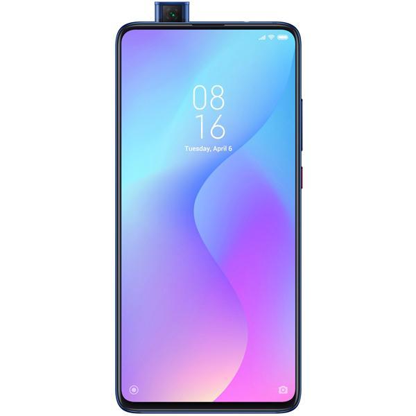 "Смартфон 2*sim Xiaomi Mi 9T, Qualcomm 8*2.2ГГц, 64GB, 6GB , AMOLED 6.39"" 2340*1080, 4G, WiFi 5ГГц, NFC, 4 камеры 48+8+13/20Мпикс, Android 9, 4000мАч, 74*156*8.8мм, 191г, синий"