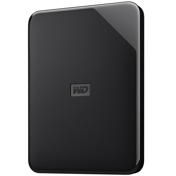 """Жесткий диск внешний 2.5"""" USB3.0 2TB WD Elements (WDBMTM0020BBK), 5400rpm, microUSB B, компактный, черный"""