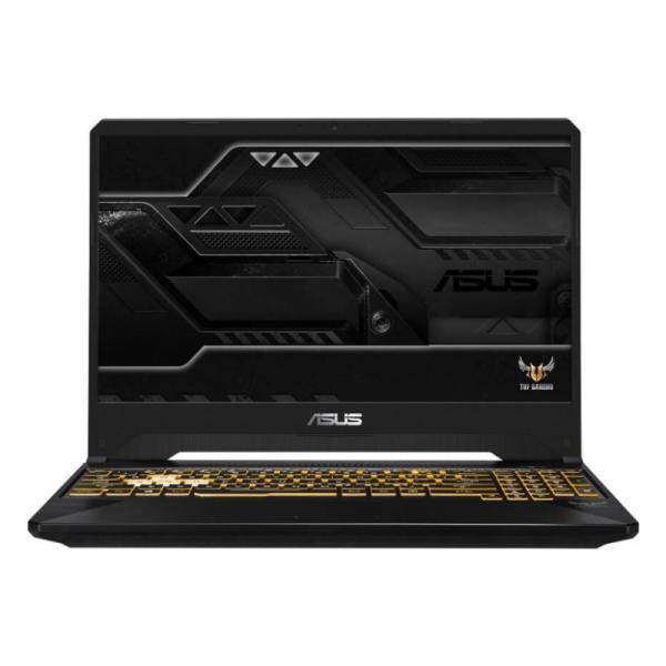 "Ноутбук 15"" ASUS TUF Gaming FX505DT-AL235T, Ryzen 5 3550H 2.1 16GB 512GB SSD 1920*1080 120Гц GTX1650 4GB USB3.0/USB2.0 LAN WiFi BT HDMI камера SD W10 2.2кг чёрный"