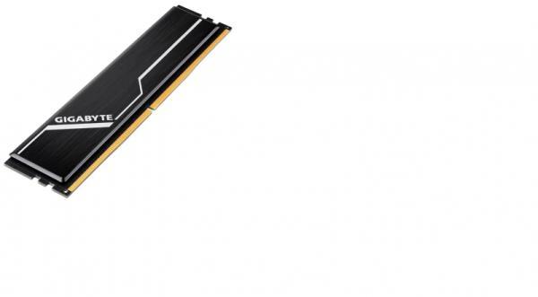 Оперативная память DIMM DDR4  8GB, 2666МГц (PC21280) GIGABYTE GP-GR26C16S8K1HU408, 1.2В