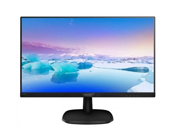 "Cпециальная цена на монитор ЖК 24"" Philips 243V7QDSB при покупке вместе с компьютером"