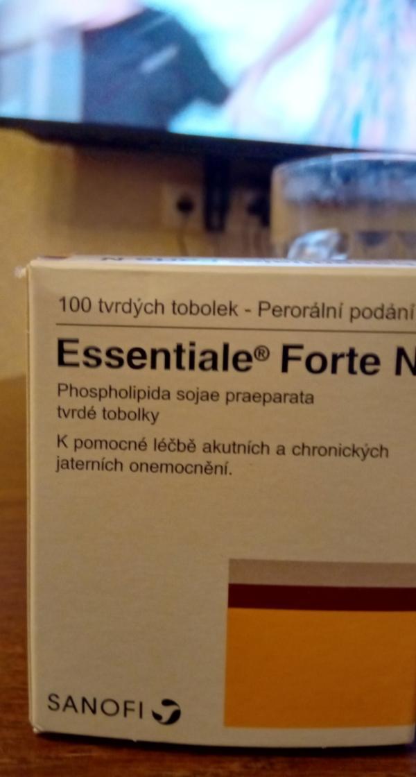 Эссенциале Форте Н