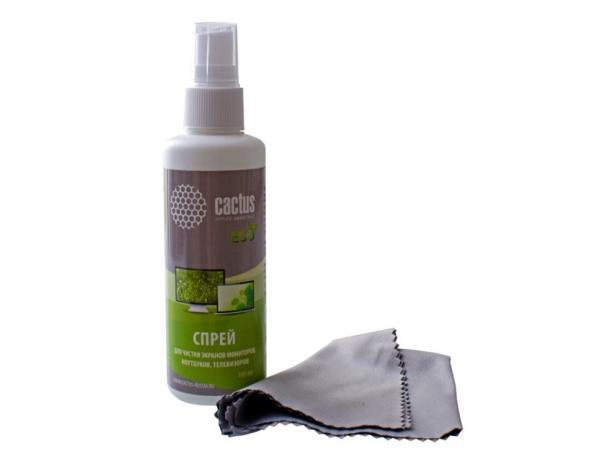 Средство для чистки мониторов ЖК Cactus CS-S3001E