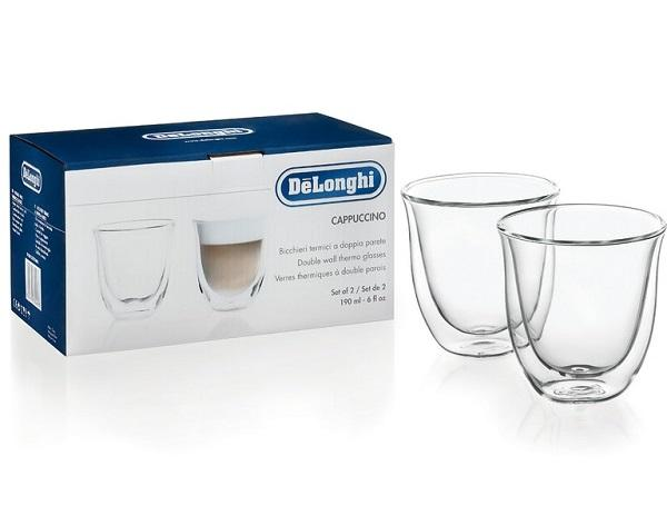 Набор DeLonghi Glasses Cappuccino