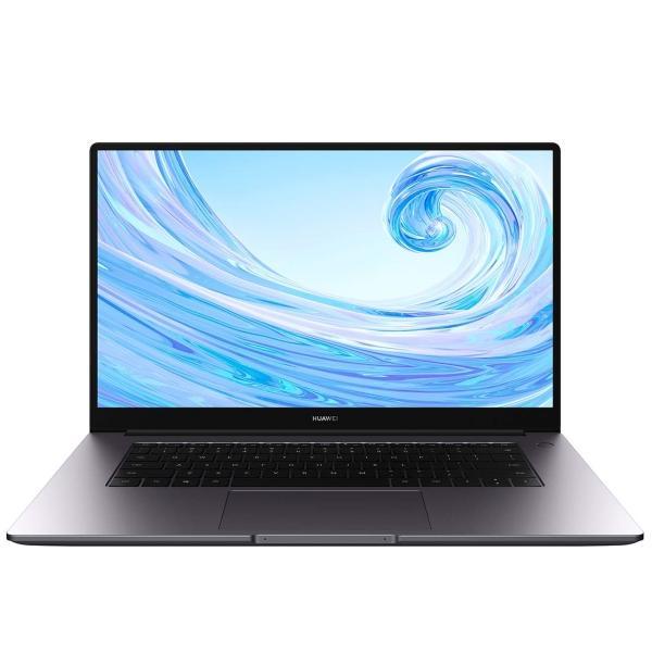 "Ноутбук 15"" Huawei MATEBOOK D 15, Ryzen 5 3500U 2.1 8GB 256GB SSD 1920*1080 IPS USB3.0 USB-C WiFi BT HDMI камера 1.53кг W10 серый"