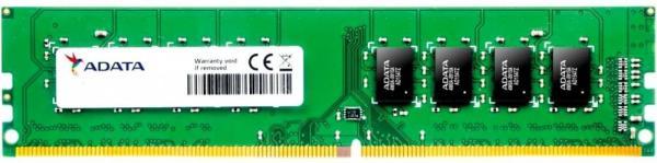 Оперативная память DIMM DDR4  4GB, 2666МГц (PC21280) A-Data AD4U2666J4G19-S, 1.2В