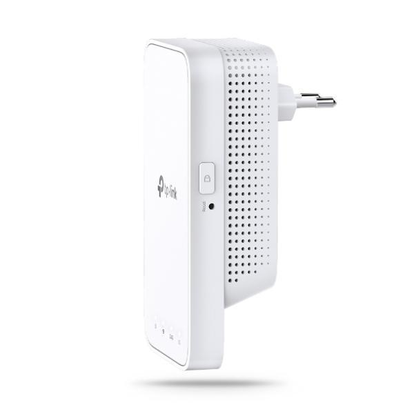 Усилитель сигнала WiFi TP-LINK RE300 AC1200 Mesh, 802.11n 300Мбит/с 2.4ГГц, 802.11ac 867Мбит/с 5ГГц