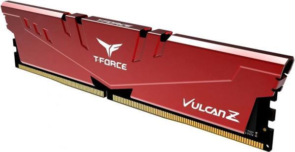Оперативная память DIMM DDR4 16GB, 3000МГц (PC24000) Team Group TLZRD416G3000HC16C01, 1.35В, радиатор