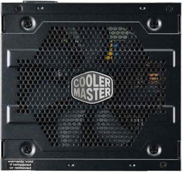 БП для корпуса ATX CoolerMaster MPW-6001-ACABN1, 600Вт, 20+4pin, 4+4pin(CPU)/ 6+2pin(PCI-E)/ 3*4pin(molex)/ FD/ 3*SATA, 120*120мм, Active PFC