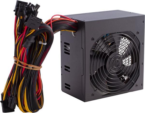 БП для корпуса ATX FSP ATX-700PNR PRO, 700Вт, 20+4pin, 4+4pin(CPU)/ 2*6+2pin(PCI-E)/ 2*4pin(molex)/ 6*SATA, 120*120мм, Active PFC