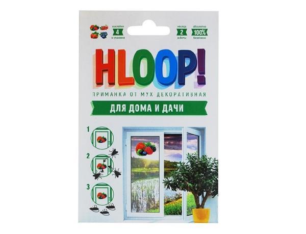 Уничтожитель насекомых HLOOP! приманка для мух