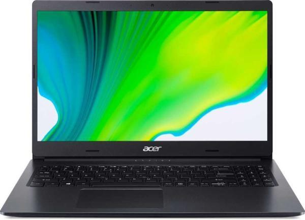 "Ноутбук 15"" Acer Aspire 3 A315-23-R2U8 (NX.HVTER.00C), Ryzen 3 3250U 2.6 4GB 128GB SSD 1920*1080 Radeon Vega 3 USB2.0/USB3.0 LAN WiFi BT HDMI камера 2.1кг Linux черный"