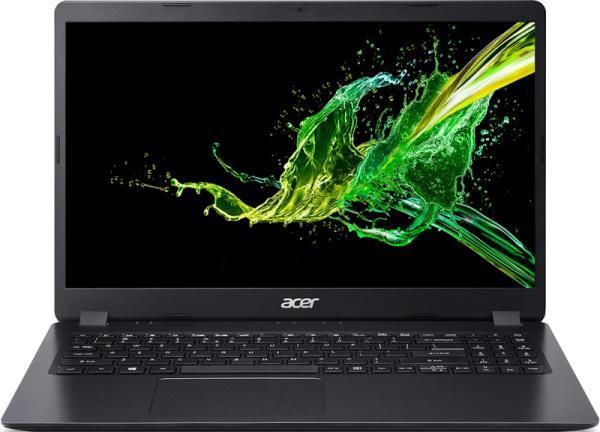 "Ноутбук 15"" Acer Aspire 3 A315-22-686C (NX.HE8ER.01Q), AMD A6-9220e 1.6 4GB 128GB SSD 1920*1080 Radeon R4 USB2.0/2*USB3.0 WiFi BT HDMI камера SD 1.85кг Eshell чёрный"