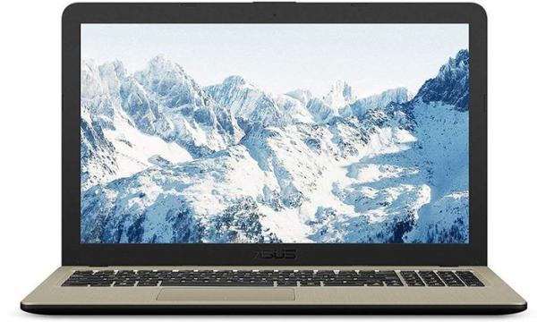 "Ноутбук 15"" ASUS A540BA-DM490T, AMD A4-9125 2.3 4GB 256GB SSD 1920*1080 Radeon R3 USB3.0 WiFi HDMI камера 1.9кг W10 черный"