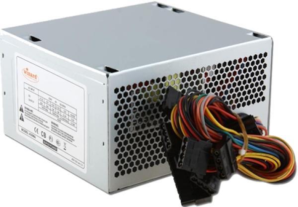 БП для корпуса ATX Winard 450WA 12, 450Вт, 20+4pin, 2*4pin(molex)/ FD/ 2*SATA, 120*120мм