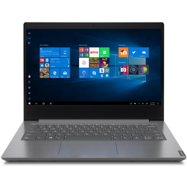"Ноутбук 14"" Lenovo V14-IIL (82C400S1RU), Core I3-1005G1 1.2 4GB 128GB SSD 1920*1080 USB3.0 WiFi BT HDMI камера SD 1.6кг DOS серый"