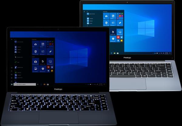 "Ноутбук 14"" Prestigio SmartBook 133 C4 (1PSB133C04CG_PM_GCIS), A4-9120e 1.5 4GB 64GB SSD 1366*768 TN USB2.0/USB3.0 USB-C WiFi BT miniHDMI SD 1.45 кг W10Pro серый"