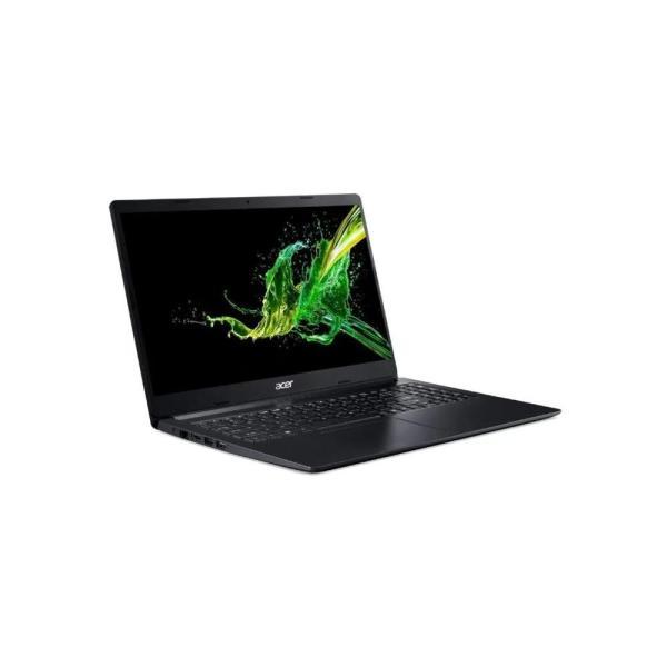 "Ноутбук 15"" Acer Aspire 3 A315-22-486D (NX.HE8ER.02G), AMD A9-9120e 1.5 4GB 1TB 1920*1080 TN USB2.0/USB3.0 WiFi BT HDMI камера 1.94кг DOS чёрный"