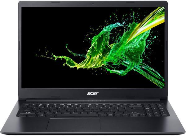 "Ноутбук 15"" Acer Aspire 3 A315-22-48J2 (NX.HE8ER.01S), AMD A4-9120e 1.5 4GB 128GB SSD 1920*1080 TN Radeon R3 USB2.0/USB3.0 WiFi BT HDMI камера 1.94кг DOS чёрный"