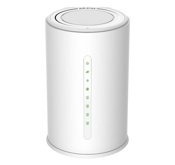 Маршрутизатор WiFi D-Link DIR-615A/A1A, 4*RJ45 LAN 100Мбит/с, 1*RJ45 WAN 100Мбит/с, 802.11n 300Мбит/с, 2.4ГГц, Firewall