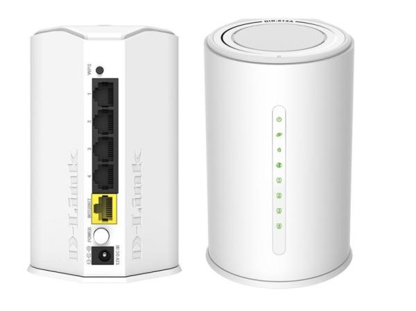 Маршрутизатор WiFi D-Link DIR-615A/A1A
