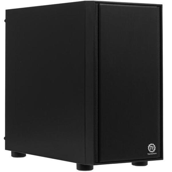 Компьютер DEXP Mars E315, Intel Core i5-10400F 2.9/ H410M Звук LAN1Gb USB3.0/ DDR4 8GB/ 512GB SSD/ Thermaltake Versa 17 mATX Cougar 500Вт USB2.0 Audio черный ????