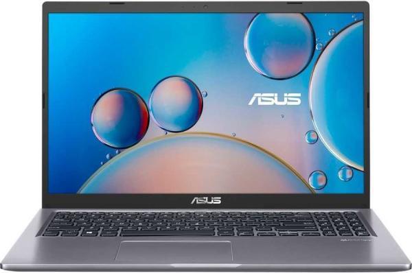 "Ноутбук 15"" ASUS A516JA-BQ463, Core i3-1005G1 1.2 8GB 256GB SSD 1920*1080 USB2.0/USB3.0 USB-C WiFi BT HDMI камера SD 1.75кг DOS серый"
