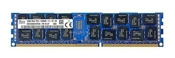 Оперативная память DIMM DDR3 ECC Reg 16GB, 1600МГц (PC12800) Hynix HMT42GR7AFR4C-PB, аналог HP 672631-B21/ 672612-081/ 684031-001, 1.5В, для серверов HP Gen8/ Gen9, восстановленный