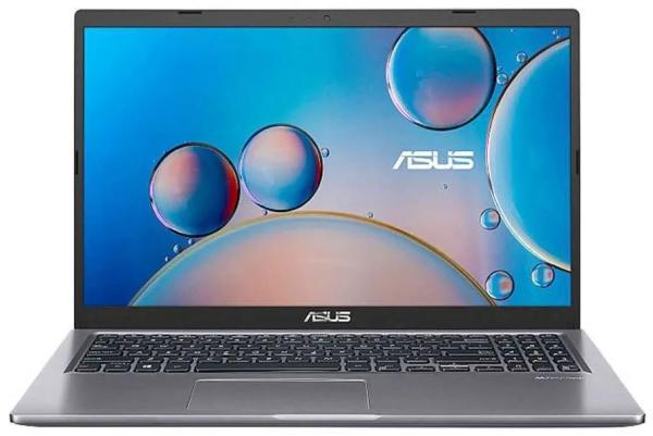 "Ноутбук 15"" ASUS X515MA-BR199T, Celeron N4120 1.1 4GB 500GB 2*USB2.0/USB3.2/USB-C WiFi BT HDMI камера SD 1.7кг  W10 серый"