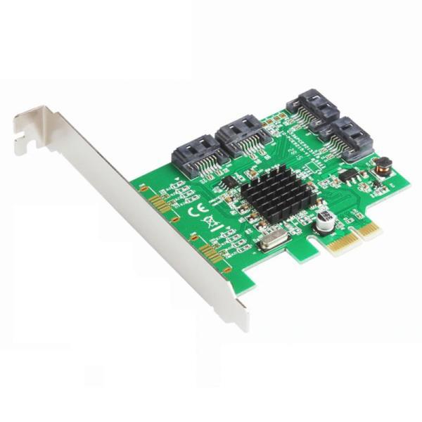 Контроллер SATA Orient M9215S, PCI-Ex1, 4*SATAIII
