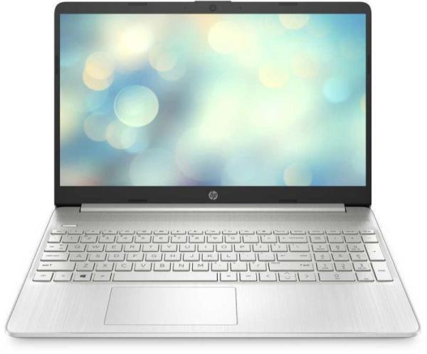 "Ноутбук 15"" HP 15s-eq2028ur (3C8P7EA), Ryzen 3 5300U 2.1 8GB 256GB SSD 1920*1080 Radeon Vega 8 USB3.0 WiFi BT HDMI камера 1.74кг DOS серебристый"