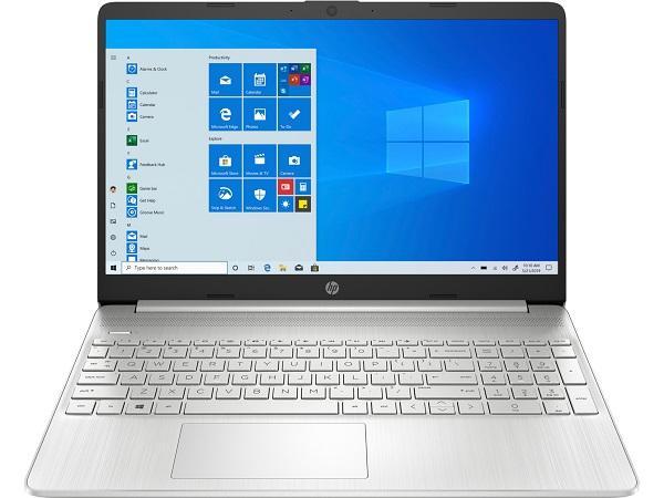 "Ноутбук 15"" HP 15s-eq2027ur (3C8P6EA), Ryzen 3 5300U 2.1 8GB 256GB SSD 1920*1080 IPS Radeon Vega 8 USB3.0 WiFi BT HDMI камера 1.69кг W10 серебистый"