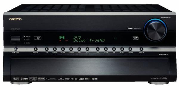 Ресивер Onkyo TX-NR906, 7.1 7*220Вт 6Ом, THX Ultra II Plus, HDMI, LAN, SPDIF, USB, черный, б/у